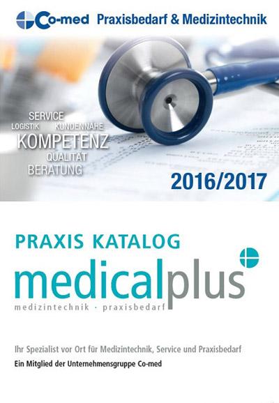medical plus praxisbedarf katalog anfordern